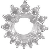 Graduated Round Cluster Pendant Mounting