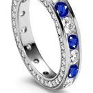 Cheap Sapphire Rings, Discount Sapphire Rings, Find High Quality Sapphire Rings