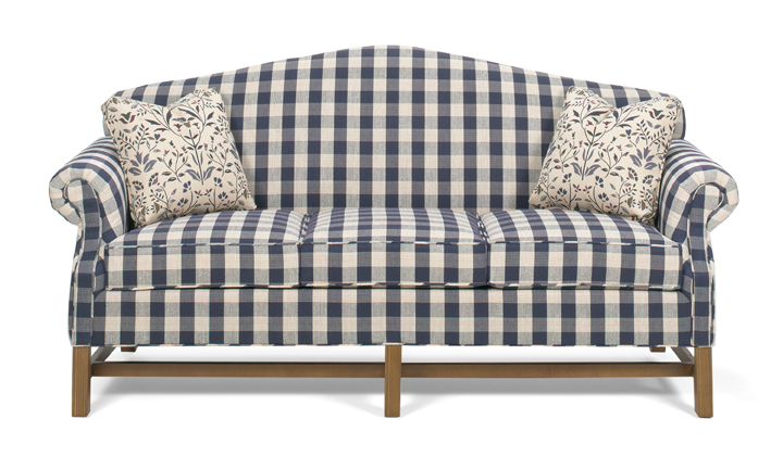 Country Style Sofa Lancer 840 Country Style Sofa With Skirt Wayside