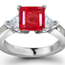 Ruby Rings for
