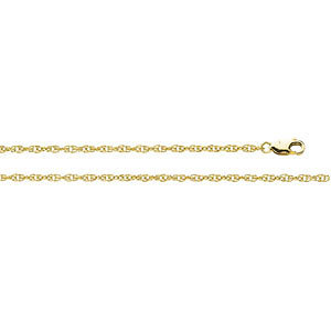 14k Yellow, White, Pink, Rose, Blue Gold Men & Women Chains