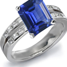 High-quality sapphires are cut to maximize the quality of their color, not their size. At Sndgems.com, you'll find our hand-selected sapphire jewelry has vibrant, saturated color, pure hues, and good translucency. Sapphire is the traditional birthstone for the month of September.