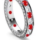 of summer, of taurus, pristine brilliancy, king of ceylon, st. elizabeth, st. valentine, ring set with scarabs