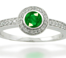 Online Emerald Rings for Sale