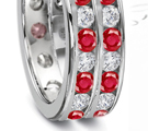 Ruby Rings Jeweler
