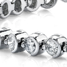 When gem-cutting techniques improved in the twentieth century, more diamonds were made into ovals
