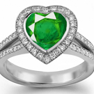 Design Your Own Emerald Ring Design