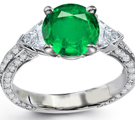 Emerald rings in every cut, shape, style, carat weight, ring size,