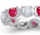 thoroughly dazzling piece of diamond jewelry