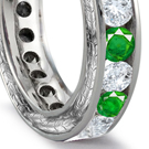Symbolic Designs: The Catherine Wheel Ring by Solange Azagury-Patridge