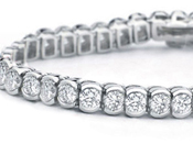 More Diamond Bracelets