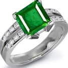 Emerald Rings Coupons Save 5% Plus Free Shipping