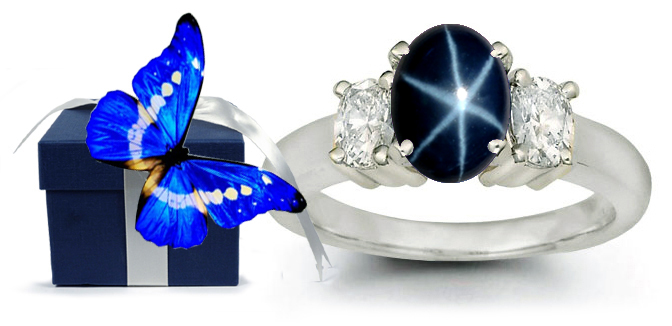 Blue Star Sapphires