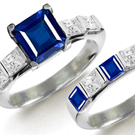 Mens Sapphire Jewelry