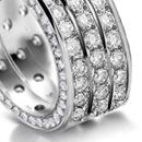 Diamond Studs, Diamond Vanity Cases, Diamond Vinaigrettes