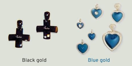 Blue Gold Jewelry