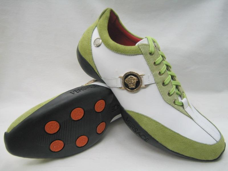 57d60499cd Versace Men's Designer Shoes - Designer Versace Sneakers