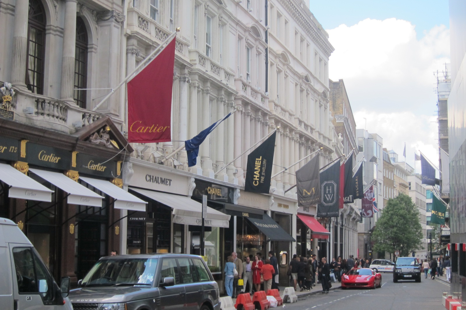 Jewelry Stores London Old Bond Street, Online Jewelry Store