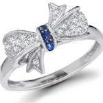 images of sapphire jewelry