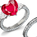 Design Your Own Ruby Ring Online or at New York Jewelry Store