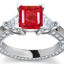 Online Ruby Rings for Sale