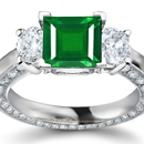 emerald from colombia, emerald from egpyt near red sea, diamond from brazil & britain, jade from burma, turquoise from india