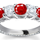 images of ruby jewelry