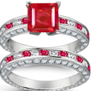 Was nervous buying jewelery and stones on line until we went to Sndgems.comand bought a ruby ring from their jewelry store in New York