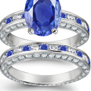Natural Sapphire Rings