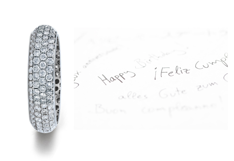 Eternity Rings Diamond Eternity Rings Wedding Rings Anniversary Rings