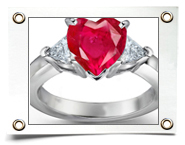 Shop Fine Ruby Rings