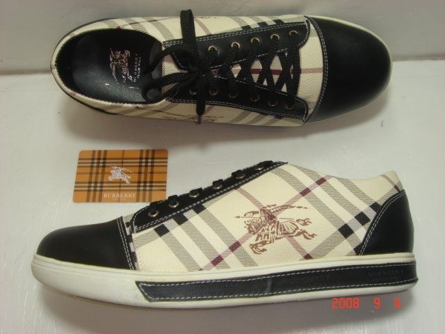 Mens Shoes Casual Comfort Description Brand NameBurberry