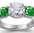 Columbian Emerald, Muzo Emerald, Genuine Emerald Jewelry