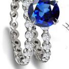 Sapphire Lapidary, George Kunz, Sapphire Cutting