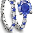 Genuine Sapphire, Real Sapphire Jewelry