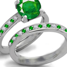 South African Emerald, Genuine Emeralds