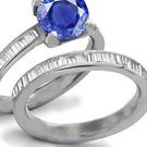 Sapphire Ring Guard