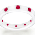 Contemporary Ruby Jewelry
