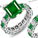 offering emeralds will produce Gyana or Knowledge of the Soul and of the Eternal