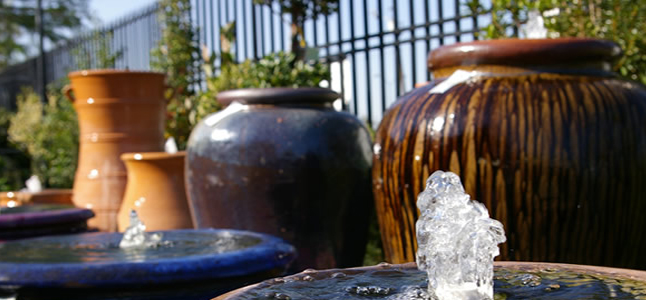 Premier Outdoor Fountains