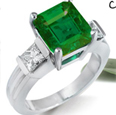 Wedding-Rings-Top-Left-Emerald