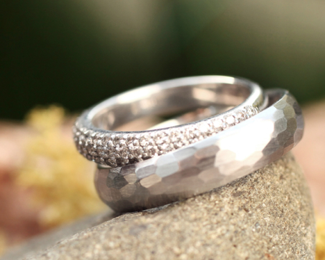 Ethically Sourced Recycled Gold Ring Designs