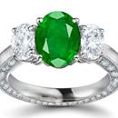 Emerald as symbol of St. John, 312