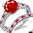 Genuine Ruby, Real Ruby Jewelry