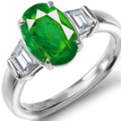 Emerald Rings: Buy Rings Online