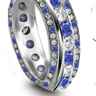In Stock in Womens Ring Size 3 to 8 and Mens Ring Size 9 to 12