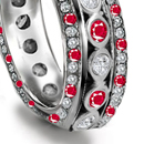 Ruby Rings Jewelry Store Online