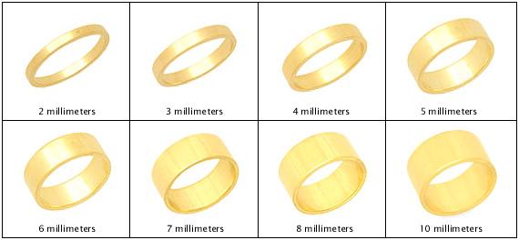 14k Yellow Gold Flat Wedding Ring Wedding Bands Yellow Gold Flat