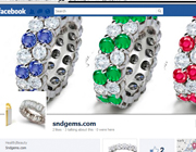 Follow Us On Our Facebook Page To Read About Excellent Customer Reviews Feedbacks on Fine Designer Jewelry Collection