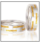 platinum 24k gold wedding rings platinum 24k gold wedding bands platinum 24k gold anniversary rings
